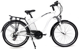 bicicleta electrica adventure